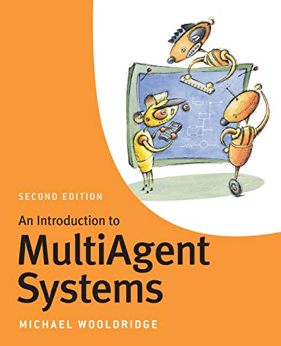 An Introduction to MultiAgent Systems by Michael Wooldridge