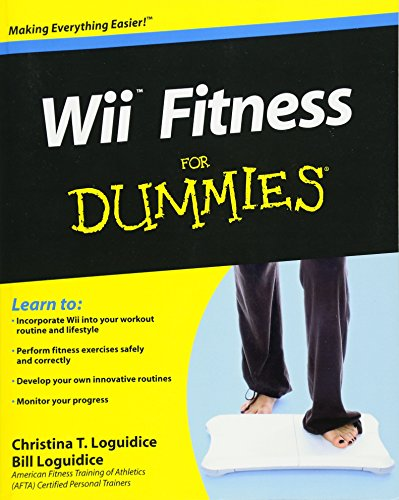 Wii Fitness For Dummies By Bill Loguidice