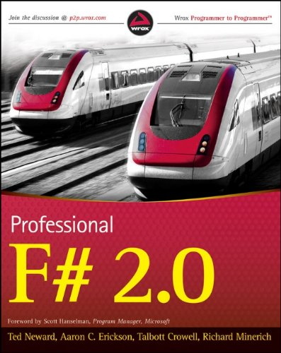 Professional F# 2.0 By Ted Neward
