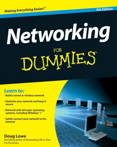 Networking For Dummies (For Dummies (Computers)) By Doug Lowe