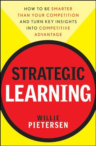 Strategic Learning By Willie Pietersen