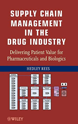 Pharma Supply Chain By Hedley Rees