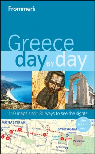 Frommer's Greece Day by Day By Stephen Brewer