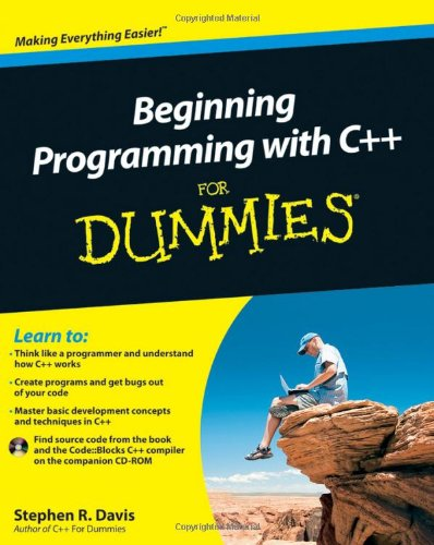 Beginning Programming with C++ For Dummies By Stephen R. Davis