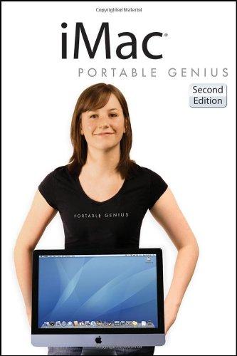 iMac Portable Genius By Guy Hart-Davis