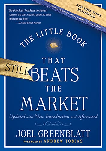 Little Book That Beats the Market By J. Greenblatt