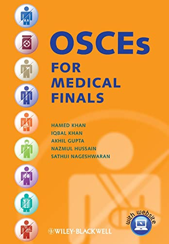 OSCEs for Medical Finals by Hamed Khan