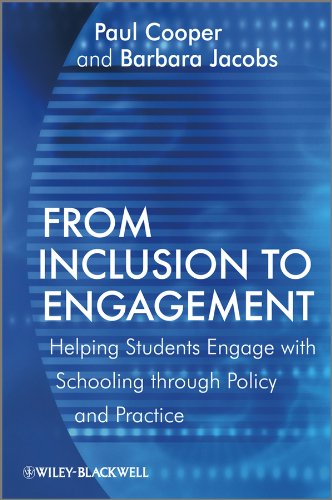 From Inclusion to Engagement By Paul Cooper