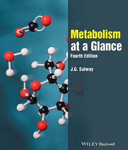 Metabolism at a Glance By J. G. Salway