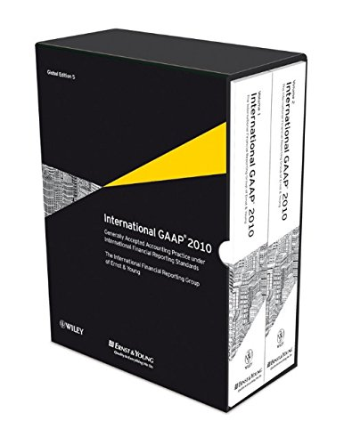 International GAAP By Ernst & Young