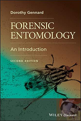 Forensic Entomology By Dorothy Gennard