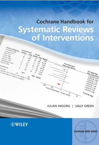 Cochrane Handbook for Systematic Reviews of Interventions by Julian P. T. Higgins