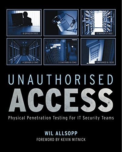 Unauthorised Access By Wil Allsopp