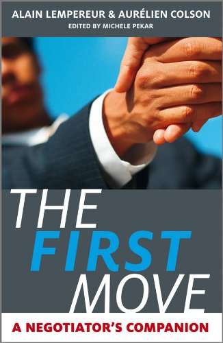 The First Move By Alain Lempereur