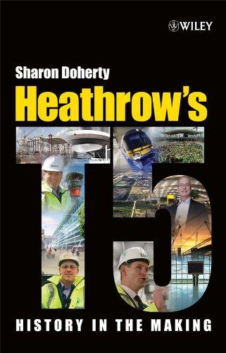 Heathrow's Terminal 5 By Sharon Doherty
