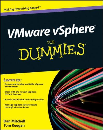 VMware vSphere For Dummies By Daniel Mitchell