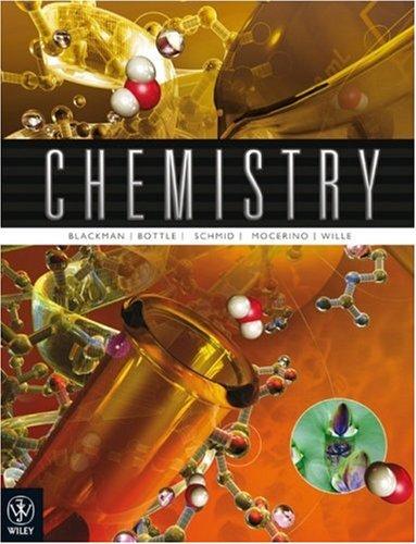 Chemistry By Allan Blackman