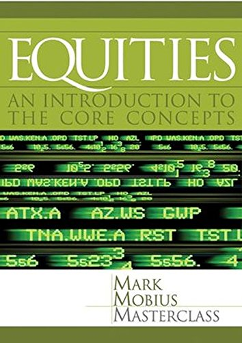 Equities By Mark Mobius