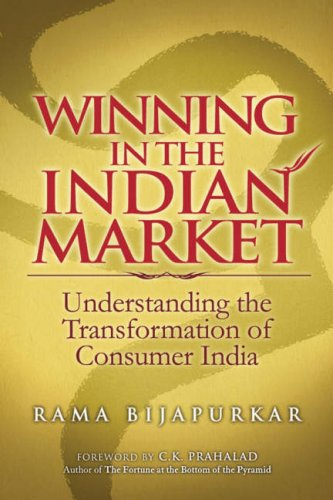 Winning in the Indian Market By Rama Bijapurkar