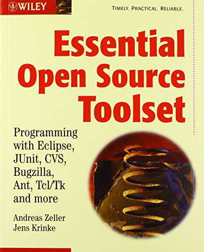 Essential Open Source Toolset By Andreas Zeller