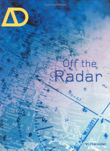 Off the Radar By Guest editor Brian Carter