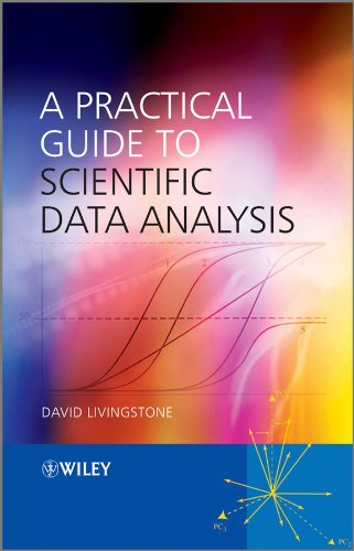 A Practical Guide to Scientific Data Analysis By David J. Livingstone