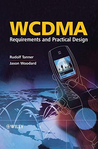 Wcdma By Edited by Rudolf Tanner