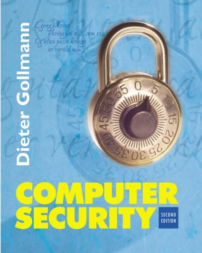 Computer Security by D. Gollmann