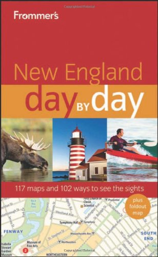 Frommer's New England Day by Day By Kerry Acker