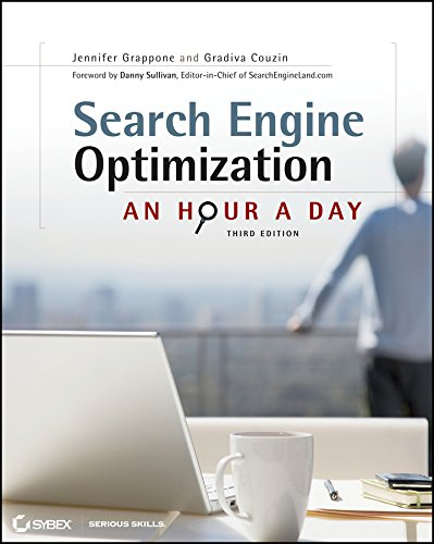 Search Engine Optimization: An Hour a Day by Jennifer Grappone