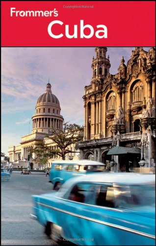 Frommer's Cuba By Claire Boobbyer