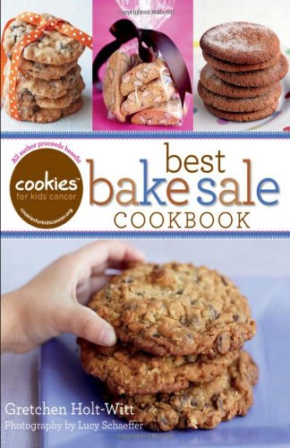 Cookies for Kids Cancer By Gretchen Holt-Witt