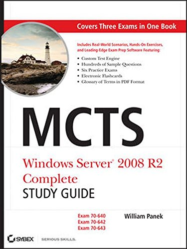MCTS By William Panek