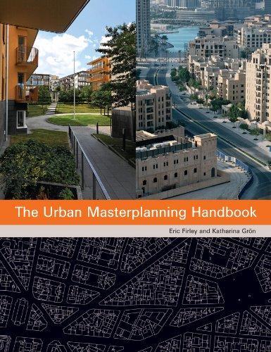 The Urban Masterplanning Handbook By Eric Firley