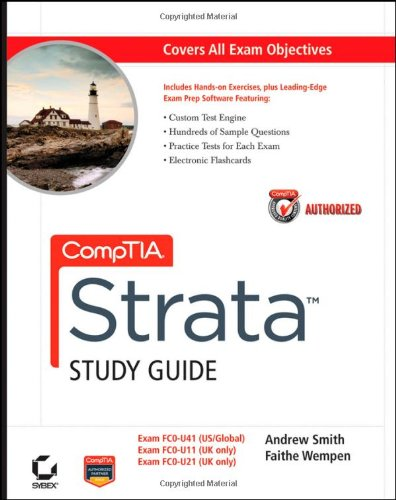 CompTIA Strata Study Guide By Andrew Smith