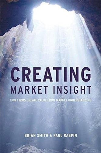 Creating Market Insight By Brian Smith