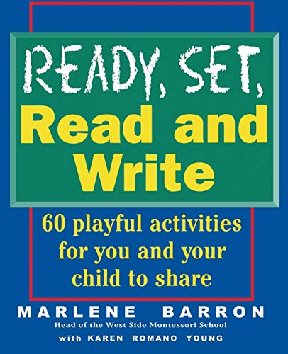 Ready, Set, Read and Write By Marlene Barron