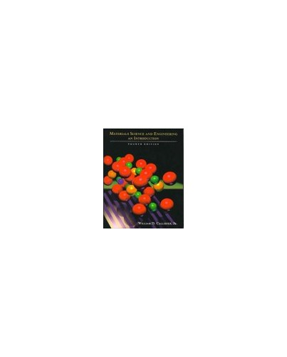 Materials Science and Engineering By William D. Callister