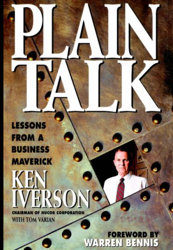 Plain Talk By Ken Iverson