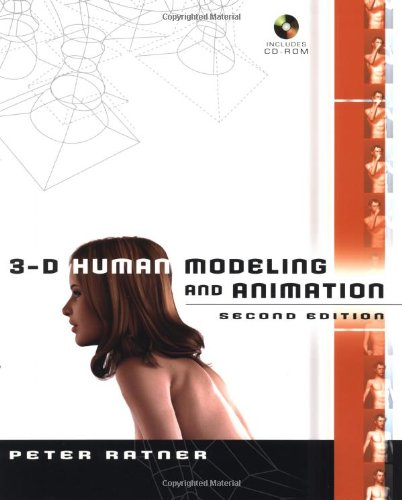 3-D Human Modeling and Animation By Peter Ratner