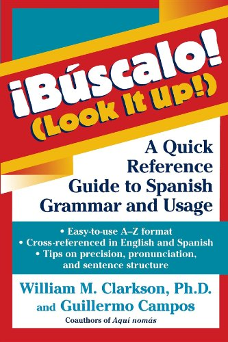 Bauscalo! (Look it Up!) By William M. Clarkson