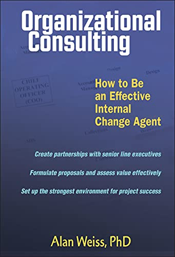 Organizational Consulting By Alan Weiss