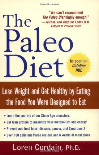 The Paleo Diet By L. Cordain
