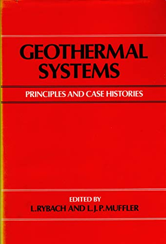 Geothermal Systems By L. Rybach