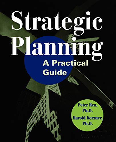 Strategic Planning By P.J. Rea