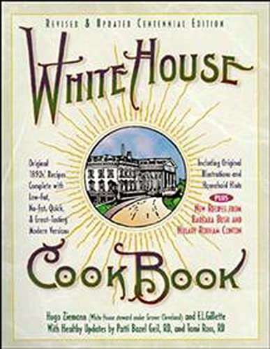 The White House Cookbook By Hugo Ziemann