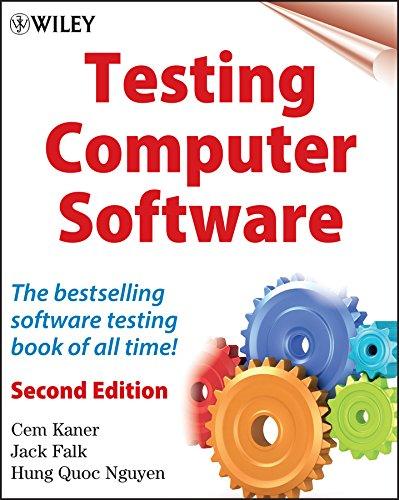 Testing Computer Software By Cem Kaner