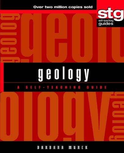 Geology By Barbara W. Murck