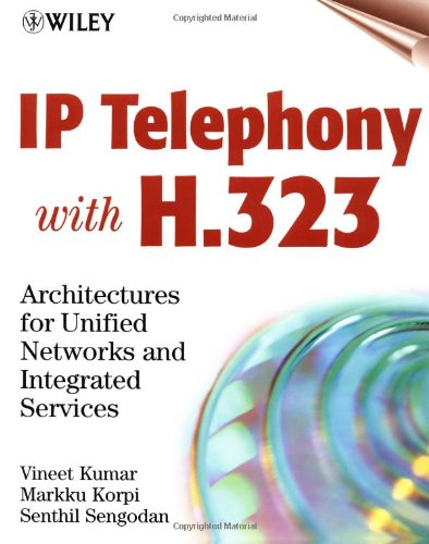 IP Telephony with H.323 By Vineet Kumar