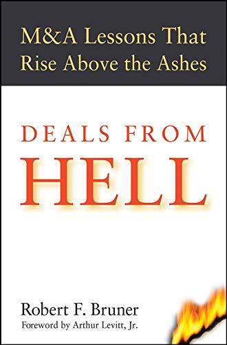 Deals from Hell By Robert F. Bruner